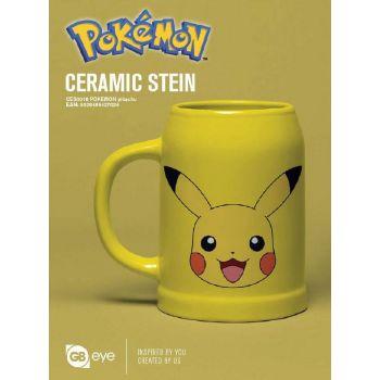Pokémon chope céramique Pikachu