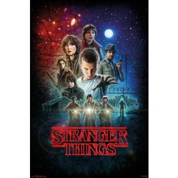 Stranger Things pack posters One Sheet 61 x 91 cm (5)