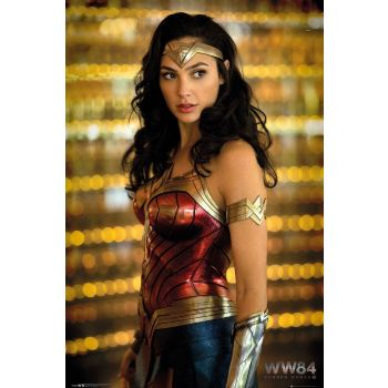 Wonder Woman 1984 pack posters Solo 61 x 91 cm (5)