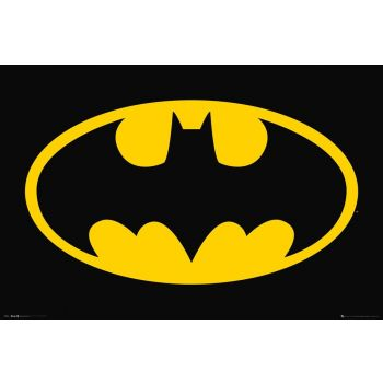 Batman pack posters Bat Symbol 61 x 91 cm (5)