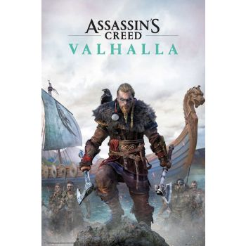 Assassins Creed Valhalla pack posters Standard Edition 61 x 91 cm (5)