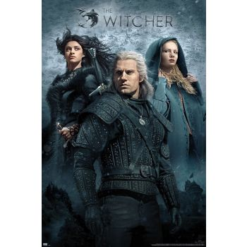 The Witcher pack posters Key Art 61 x 91 cm (5)