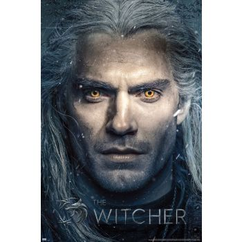 The Witcher pack posters Close Up 61 x 91 cm (5)