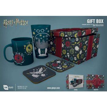 Harry Potter coffret cadeau Magical Christmas