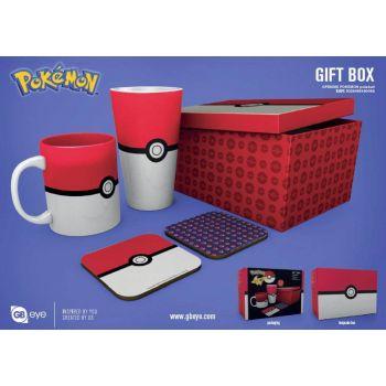 Pokémon coffret cadeau Poké Ball