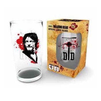 Walking Dead verre Daryl