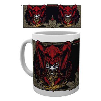 Dungeons & Dragons mug Players Handbook