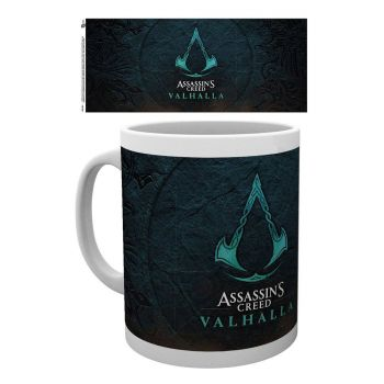 Assassins Creed Valhalla mug Logo