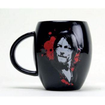 Walking Dead mug Oval Walker Hunter