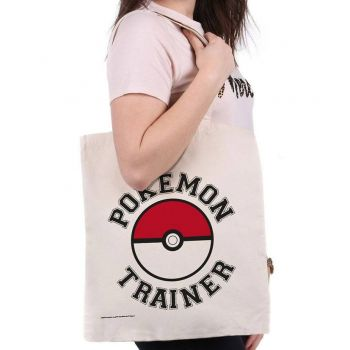 Pokémon sac shopping Trainer