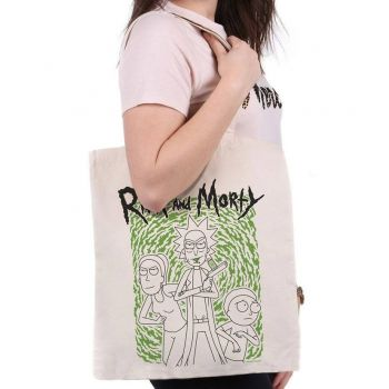 Rick et Morty sac shopping Portal