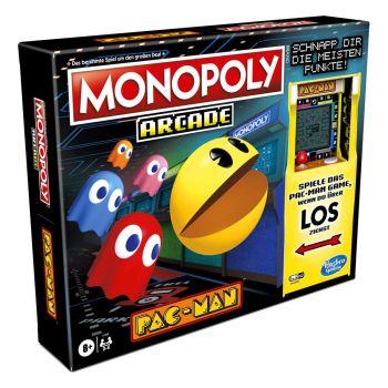 Pac-Man Arcade jeu de plateau Monopoly *ALLEMAND*