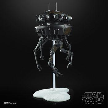 Star Wars Episode V Black Series figurine 2020 Imperial Probe Droid 15 cm  --- EMBALLAGE ENDOMMAGE