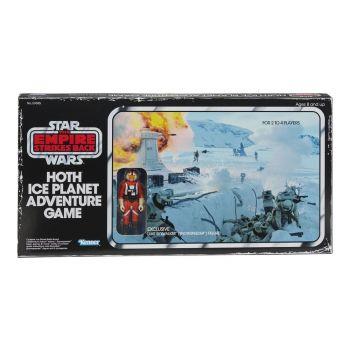 Star Wars Episode V jeu de plateau avec figurine Hoth Ice Planet Adventure Game *ANGLAIS*