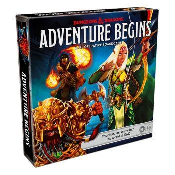 Dungeons & Dragons jeu de plateau Adventure Begins *ANGLAIS*