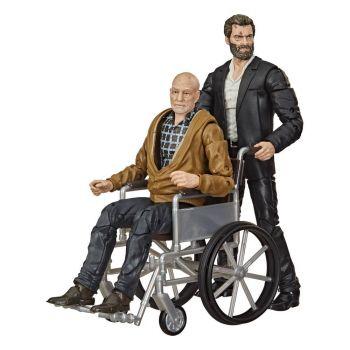 Marvel Legends Series pack 2 figurines 2020 Marvel's Logan & Charles Xavier Exclusive 15 cm