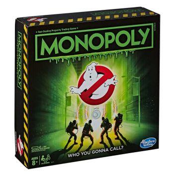 SOS Fantômes jeu de plateau Monopoly *ANGLAIS*