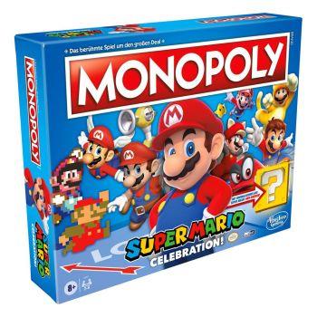 Super Mario Celebration jeu de plateau Monopoly *ALLEMAND*