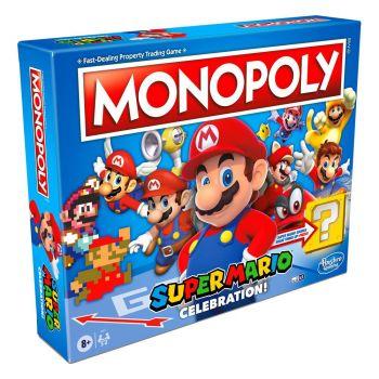 Super Mario Celebration jeu de plateau Monopoly *ANGLAIS*