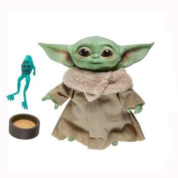 Star Wars The Mandalorian peluche parlante The Child 19 cm