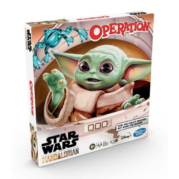 Star Wars The Mandalorian jeu Operation *ANGLAIS*