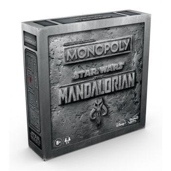 Star Wars jeu de plateau Monopoly The Mandalorian *ANGLAIS*