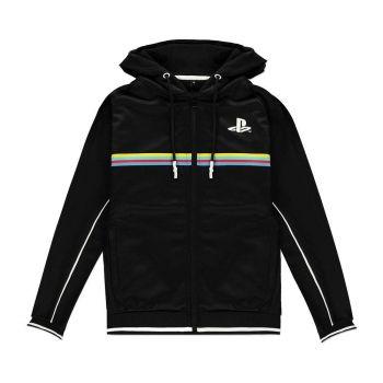 Sony PlayStation veste à capuche Color Stripe
