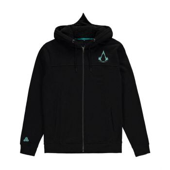 Assassin's Creed Valhalla sweater à capuche Shield and Hammer