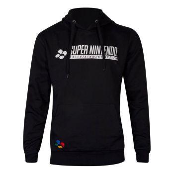 Nintendo Sweater à capuche SNES Controller