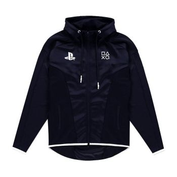 Sony PlayStation veste à capuche Black & White Teq