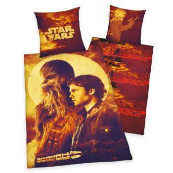 Star Wars Solo parure de lit Han & Chewie 135 x 200 cm / 80 x 80 cm