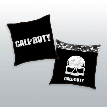 Call of Duty oreiller Skull 40 x 40 cm