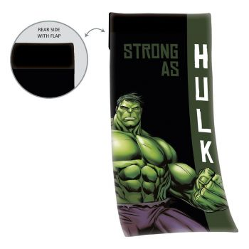 Marvel serviette de gym Hulk 110 x 50 cm