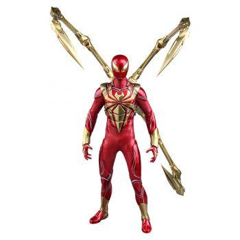 Marvel's Spider-Man figurine Video Game Masterpiece 1/6 Spider-Man (Iron Spider Armor) 30 cm