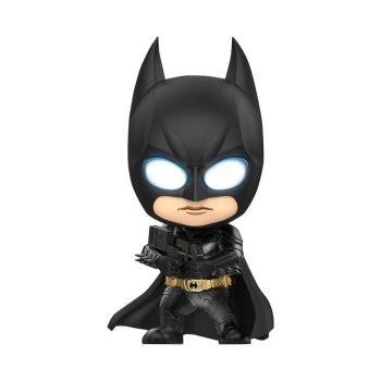 Batman : Dark Knight Trilogy figurine Cosbaby Batman with Sticky Bomb Gun 12 cm