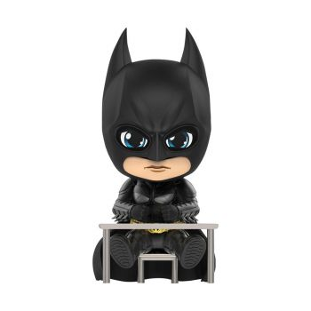 Batman : Dark Knight Trilogy figurine Cosbaby Batman (Interrogating Version) 12 cm