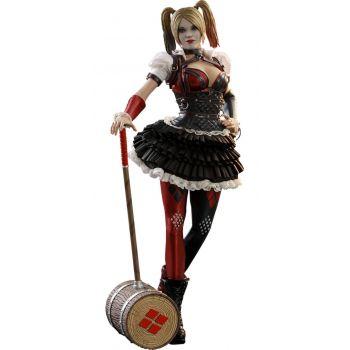 Batman Arkham Knight figurine Videogame Masterpiece 1/6 Harley Quinn 30 cm