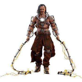 Iron Man 2 figurine Movie Masterpiece 1/6 Whiplash 2020 Toy Fair Exclusive 30 cm