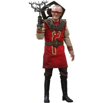 Thor Ragnarok figurine Movie Masterpiece 1/6 Stan Lee Hot Toys Exclusive 30 cm