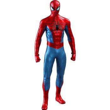 Marvel's Spider-Man figurine Video Game Masterpiece 1/6 Spider-Man (Spider Armor MK IV Suit) 30 cm