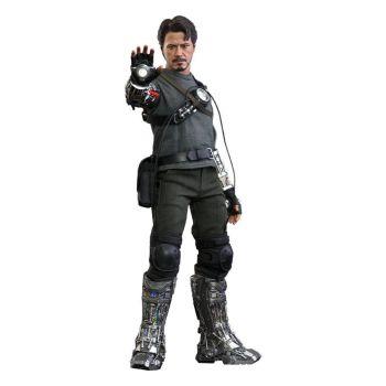 Iron Man figurine Movie Masterpiece 1/6 Tony Stark (Mech Test Version) 30 cm