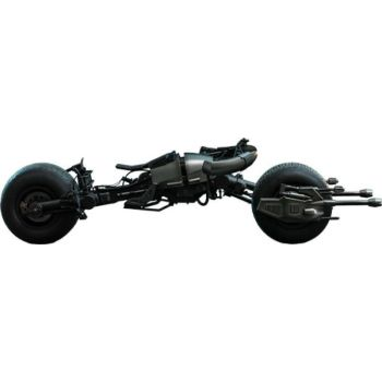 Batman The Dark Knight Rises Véhicule Movie Masterpiece 1/6 Bat-Pod 59 cm