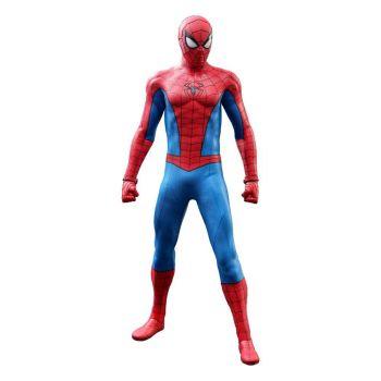 Marvel's Spider-Man figurine Video Game Masterpiece 1/6 Spider-Man (Classic Suit) 30 cm