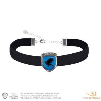 Harry Potter pendentif et collier Ravenclaw