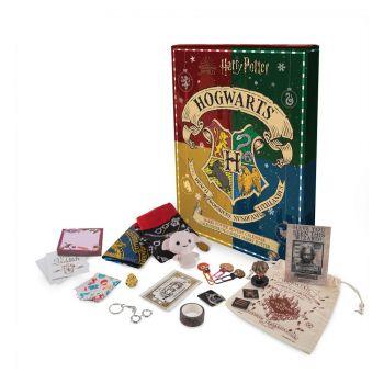 Harry Potter calendrier de l'avent Hogwarts