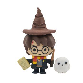 Harry Potter présentoir figurines / gommes Gomee Harry Potter (10)