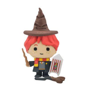 Harry Potter présentoir figurines / gommes Gomee Ron Weasley (10)