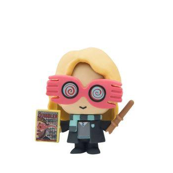Harry Potter présentoir figurines / gommes Gomee Luna Lovegood (10)