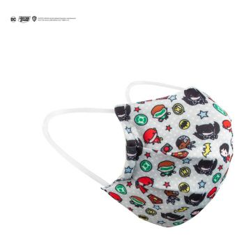 DC Comics Masque en tissu enfant Batman & Friends