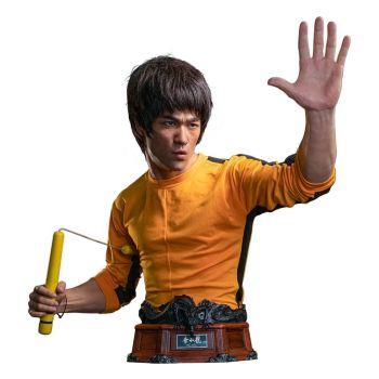 Le Jeu de la mort buste 1/1 Bruce Lee 75 cm